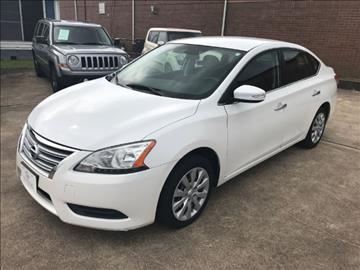 2013 Nissan Sentra for sale at City Motors Certified Pre-Owned in Victoria TX