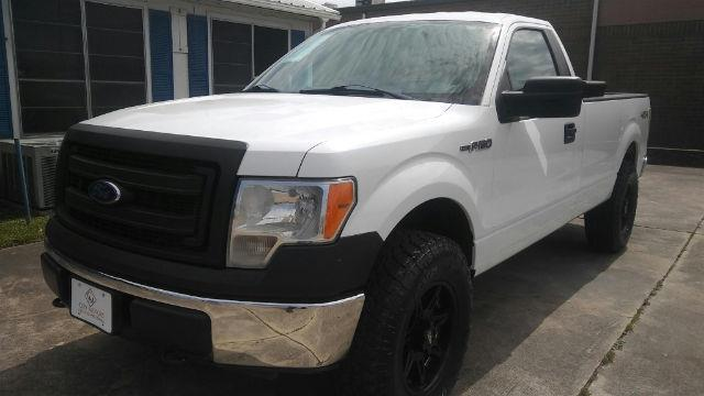 2013 Ford F-150 for sale at City Motors Certified Pre-Owned in Victoria TX