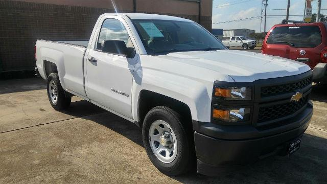 2014 Chevrolet Silverado 1500 for sale at City Motors Certified Pre-Owned in Victoria TX