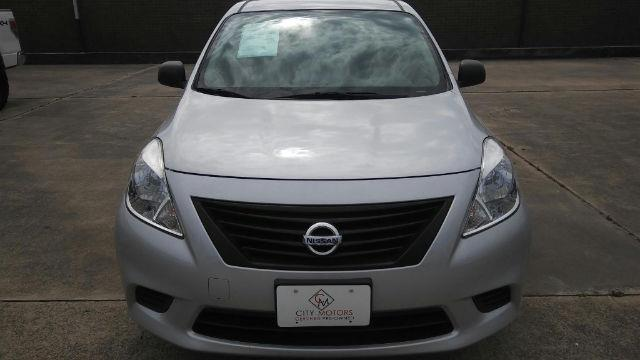2014 Nissan Versa for sale at City Motors Certified Pre-Owned in Victoria TX