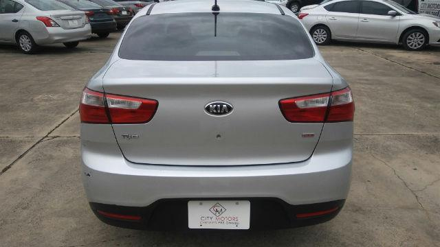 2014 Kia Rio for sale at City Motors Certified Pre-Owned in Victoria TX