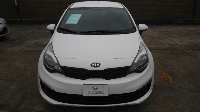 2016 Kia Rio for sale at City Motors Certified Pre-Owned in Victoria TX