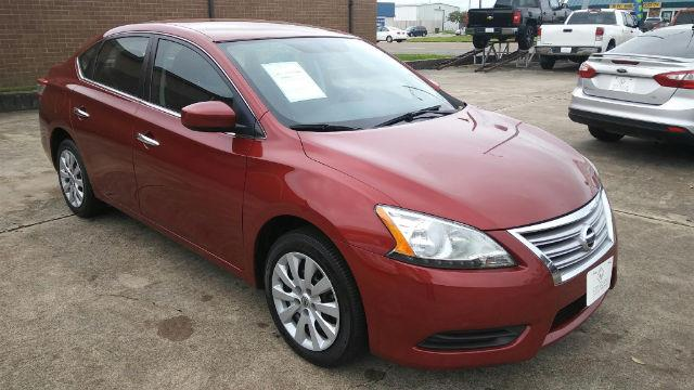 2015 Nissan Sentra for sale at City Motors Certified Pre-Owned in Victoria TX