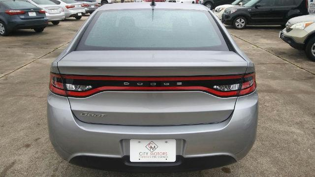 2016 Dodge Dart for sale at City Motors Certified Pre-Owned in Victoria TX