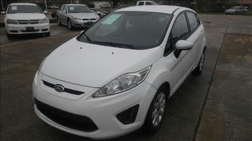 2011 Ford Fiesta for sale at City Motors Certified Pre-Owned in Victoria TX