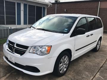 2015 Dodge Grand Caravan for sale at City Motors Certified Pre-Owned in Victoria TX