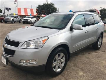 2010 Chevrolet Traverse for sale at City Motors Certified Pre-Owned in Victoria TX