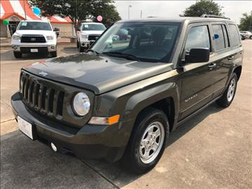 2015 Jeep Patriot for sale at City Motors Certified Pre-Owned in Victoria TX