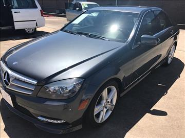 2011 Mercedes-Benz C-Class for sale at City Motors Certified Pre-Owned in Victoria TX