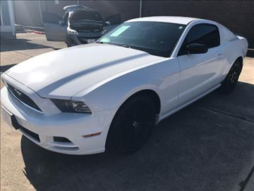 2014 Ford Mustang for sale at City Motors Certified Pre-Owned in Victoria TX