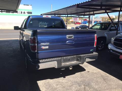 2010 Ford F-150 for sale in Eagle Pass, TX