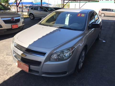 2010 Chevrolet Malibu for sale in Eagle Pass, TX