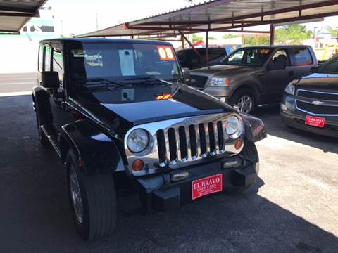 2008 Jeep Wrangler Unlimited for sale in Eagle Pass, TX