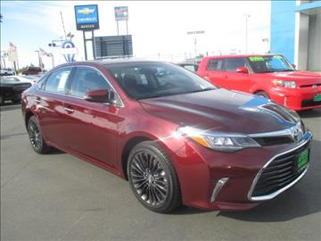 2016 Toyota Avalon for sale in Merced, CA