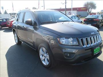 2016 Jeep Compass for sale in Merced, CA