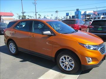 2018 Chevrolet Equinox for sale in Merced, CA