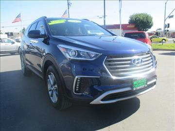 2017 Hyundai Santa Fe for sale in Merced, CA