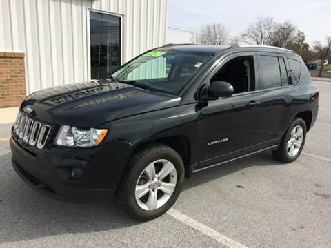 2012 Jeep Compass for sale in Wapakoneta, OH