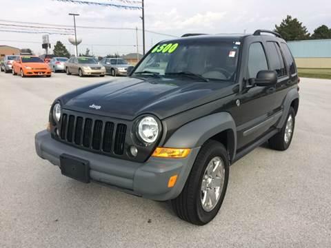 2005 Jeep Liberty for sale in Wapakoneta, OH