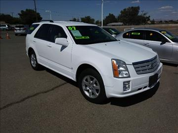2008 Cadillac SRX for sale in Victorville, CA