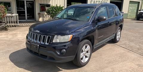 2011 Jeep Compass for sale in Brazoria, TX