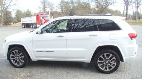 2018 Jeep Grand Cherokee for sale in Shelby, NC