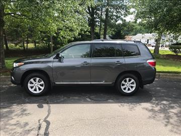 2012 Toyota Highlander for sale in Abington, MA