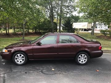 2002 Mazda 626 for sale in Abington, MA