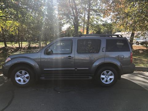 2008 Nissan Pathfinder for sale in Abington, MA