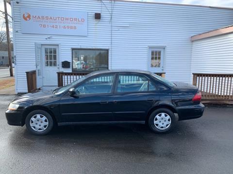 2000 Honda Accord for sale in Abington, MA