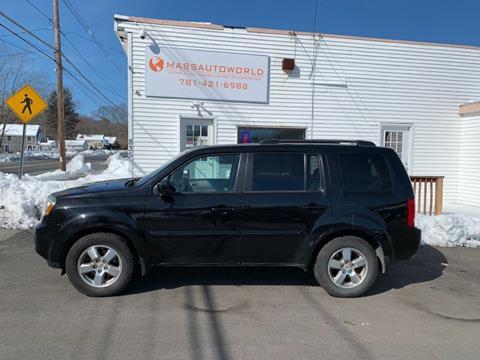 2011 Honda Pilot for sale in Abington, MA