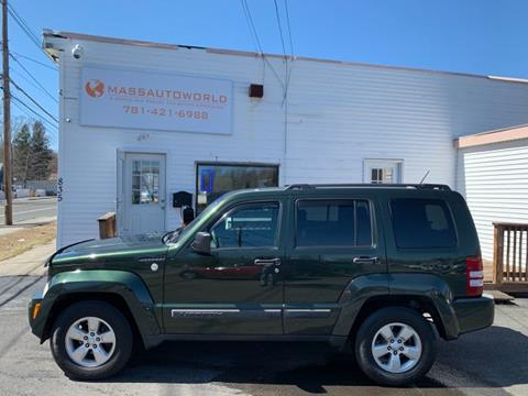 2010 Jeep Liberty for sale in Abington, MA