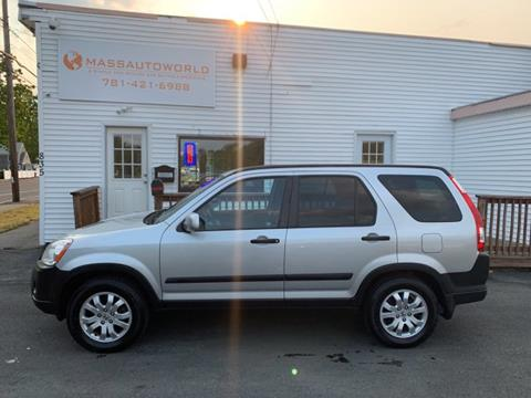 2006 Honda CR-V for sale in Abington, MA