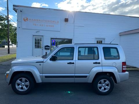 2011 Jeep Liberty for sale in Abington, MA