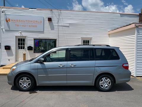 2006 Honda Odyssey for sale in Abington, MA