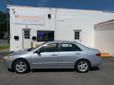 2005 Honda Accord for sale in Abington, MA