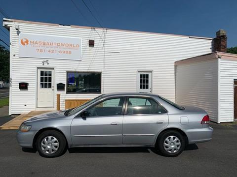 2002 Honda Accord for sale in Abington, MA