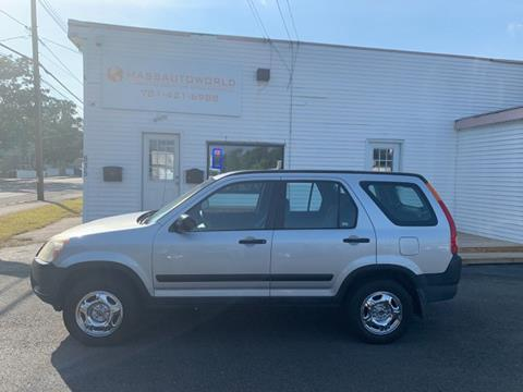 2004 Honda CR-V for sale in Abington, MA