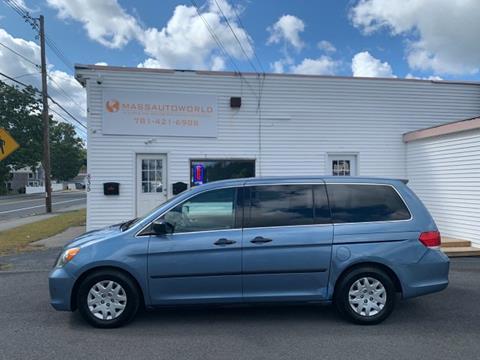 2010 Honda Odyssey for sale in Abington, MA