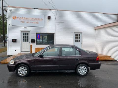 2000 Honda Civic for sale in Abington, MA