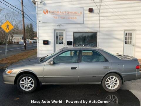 2001 Toyota Camry for sale in Whitman, MA
