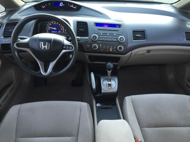 2011 Honda Civic for sale at Americar Auto Expert in San Diego CA