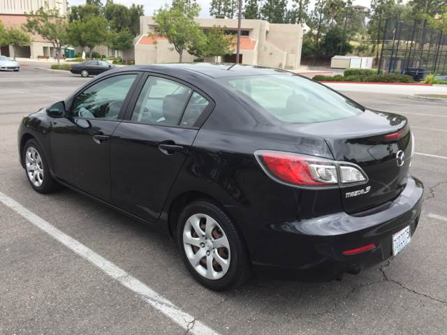 2013 Mazda MAZDA3 for sale at Americar Auto Expert in San Diego CA