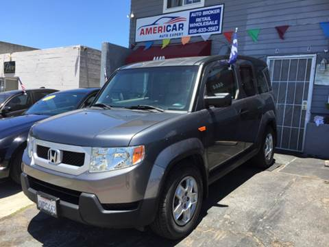 2010 Honda Element for sale at Americar Auto Expert in San Diego CA