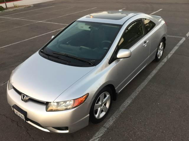 2007 Honda Civic for sale at Americar Auto Expert in San Diego CA