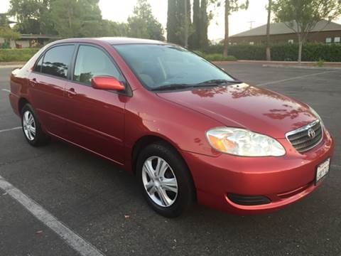 2006 Toyota Corolla for sale at Americar Auto Expert in San Diego CA
