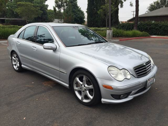 2007 Mercedes-Benz C-Class for sale at Americar Auto Expert in San Diego CA