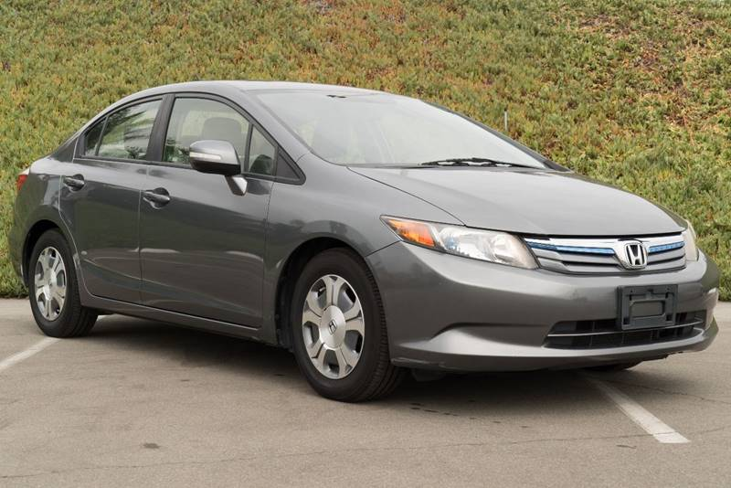 2012 Honda Civic For Sale At Americar Auto Experts In San Diego CA