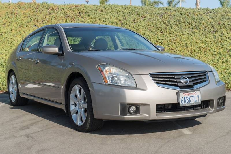 2007 Nissan Maxima For Sale At Americar Auto Experts In San Diego CA