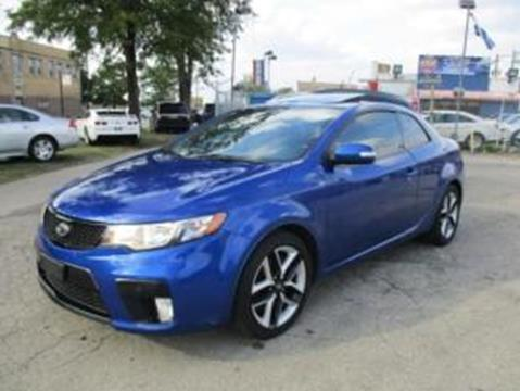 2010 Kia Forte Koup for sale in Chicago, IL